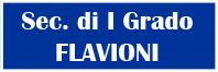 Sec. di I Grado Flavioni